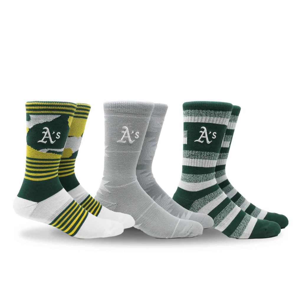 Athletics Clubhouse 3 Pack