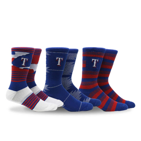 Rangers Clubhouse 3 Pack