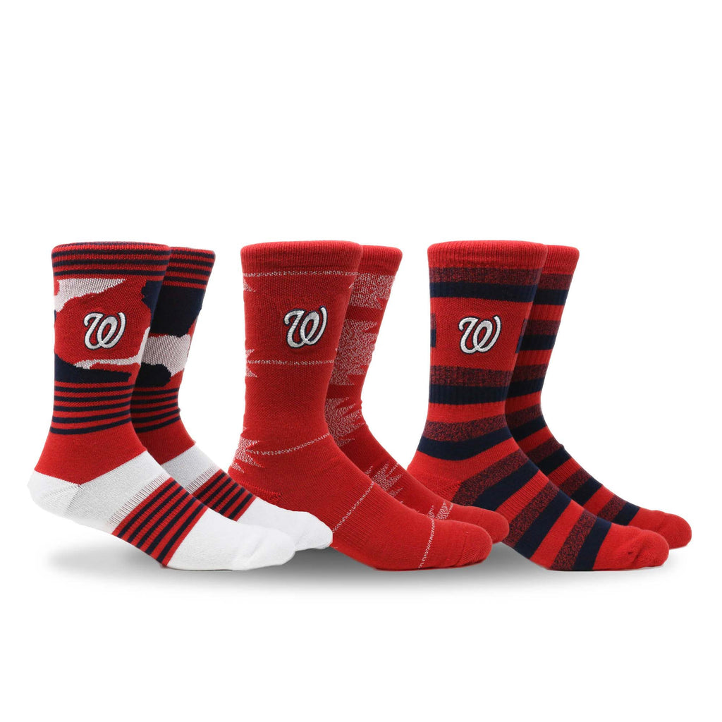 Nationals Clubhouse 3 Pack