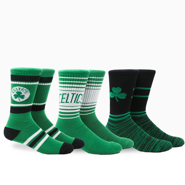 Boston Celtics Team 3 Pack