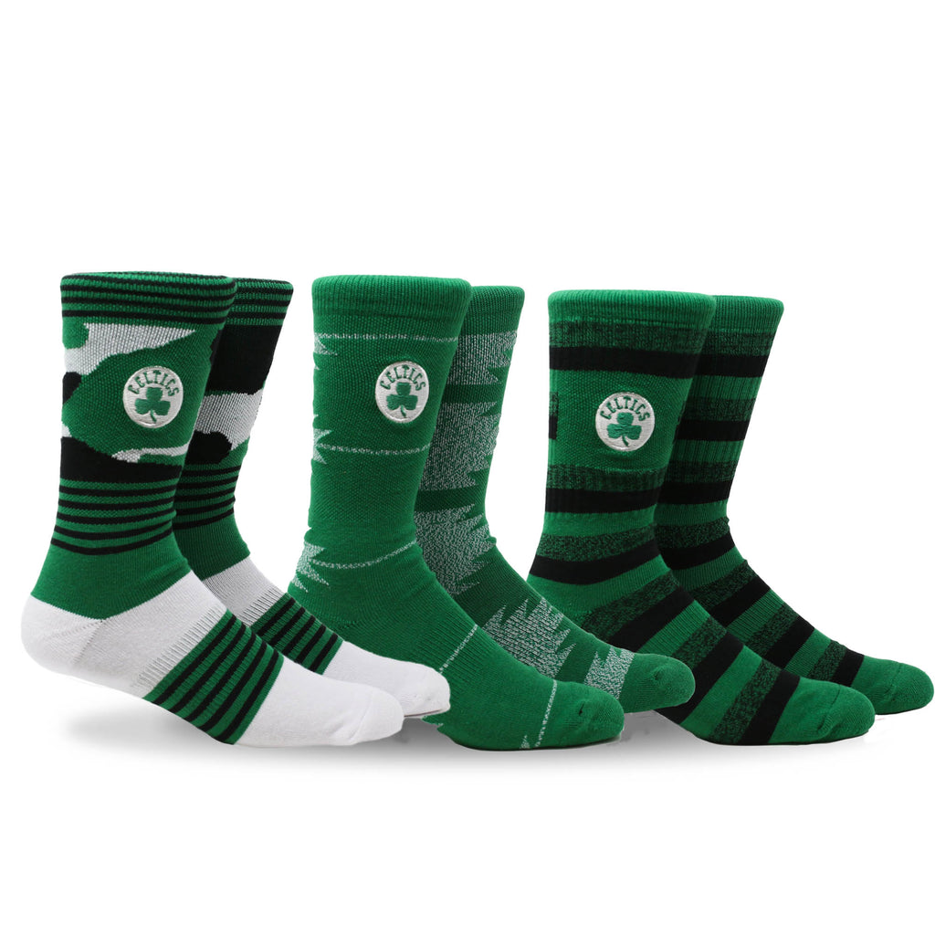 Boston Celtics Court 3 Pack
