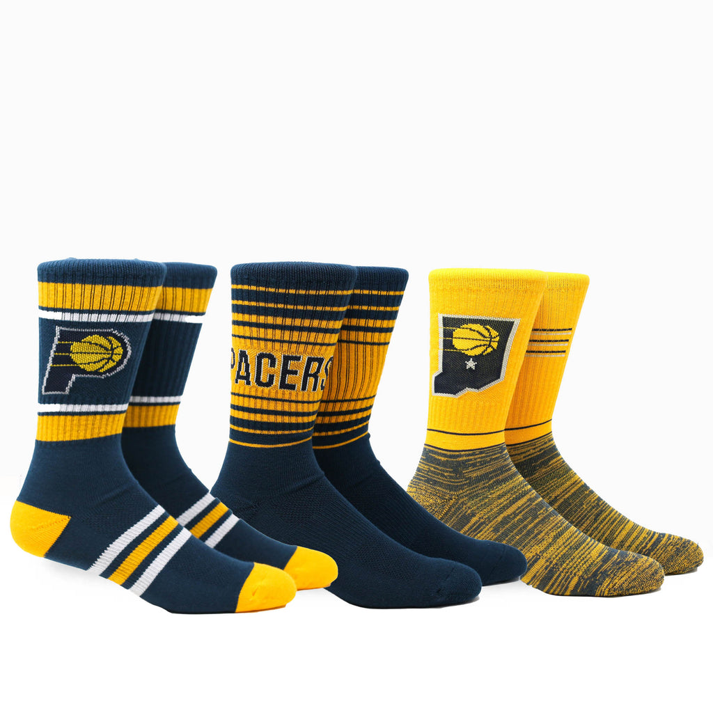 Pacers Team 3 Pack