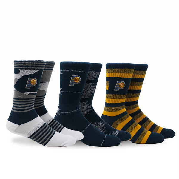 Pacers Court 3 Pack