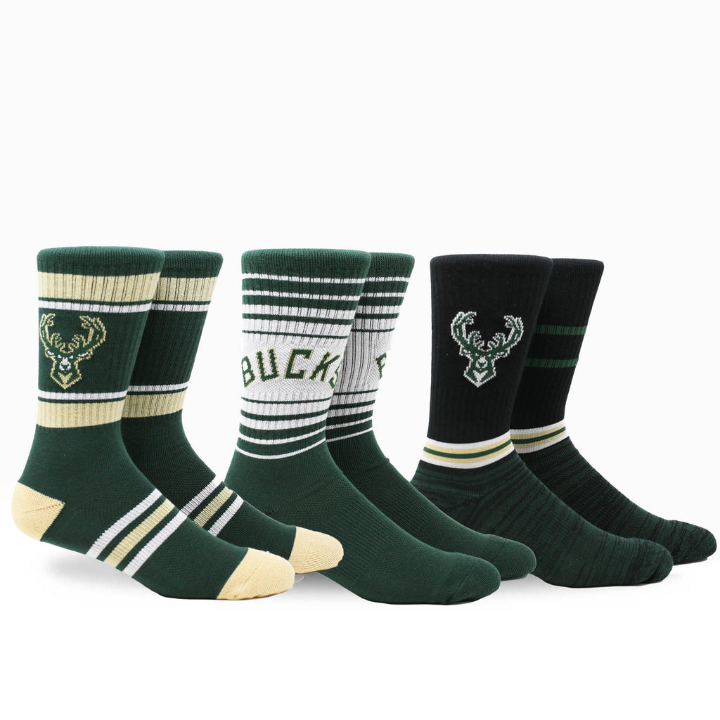 Bucks Team 3 Pack