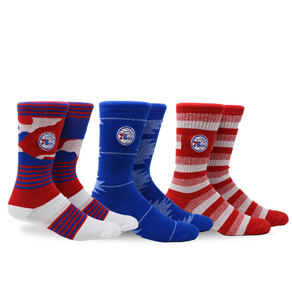 76ers Court 3 Pack
