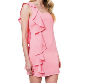 Wheatly Ruffle Dress