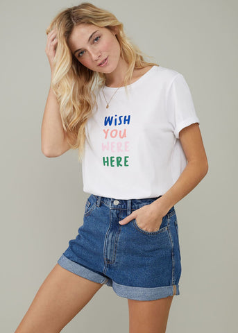 Lola Wish You Were Here Tee