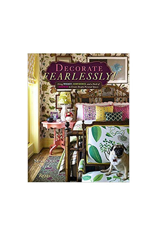 """Decorate Fearlessly"" Coffee Table Book"