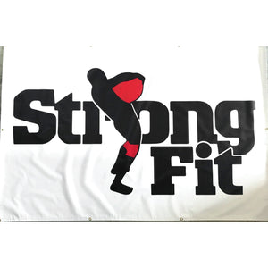 StrongFit Banner
