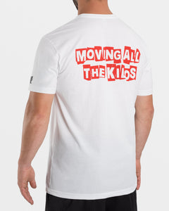 Moving All The Kilos  |  Men's T-Shirt