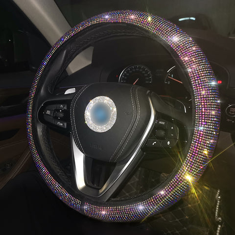 World Wide Beautie EXTRA AF Bling Steering Wheel