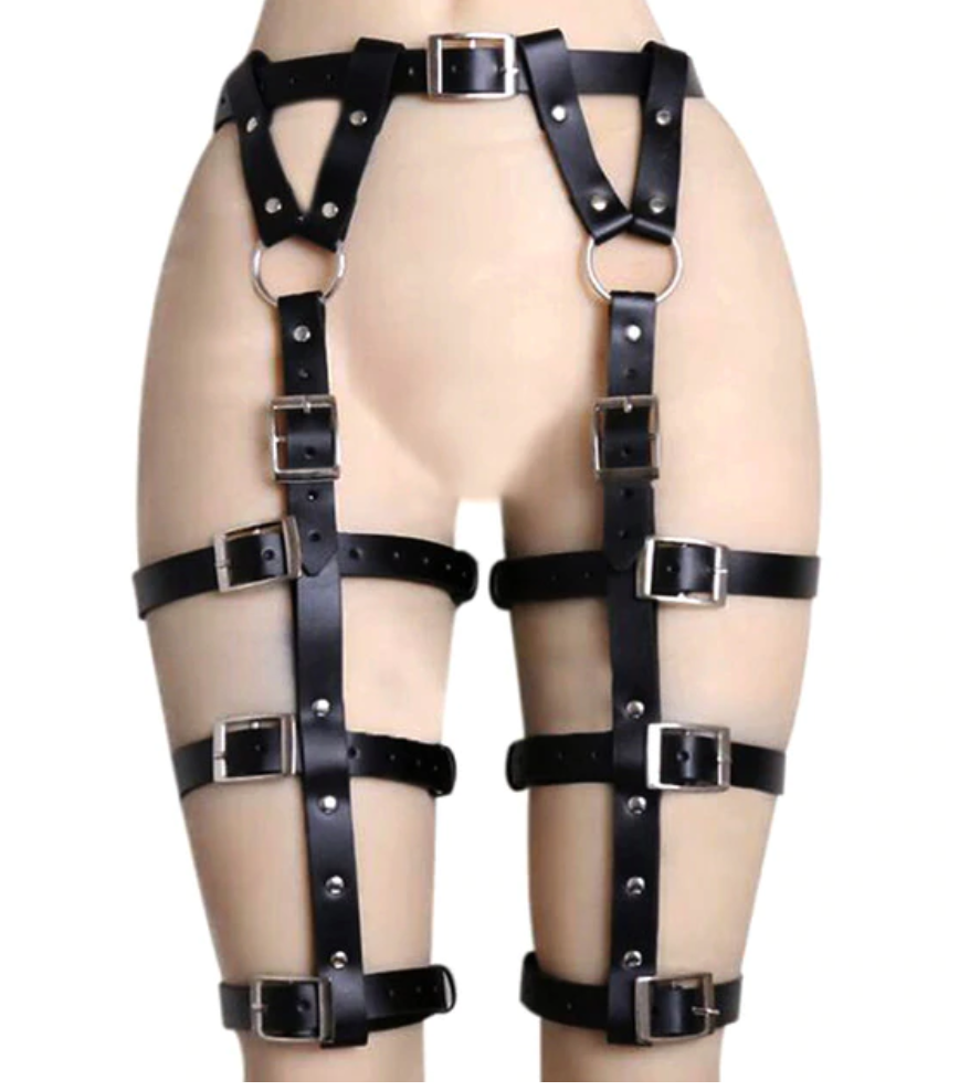 Always Strapped Harness