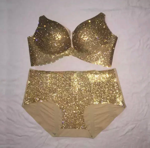 Bling Bling Two Piece Set