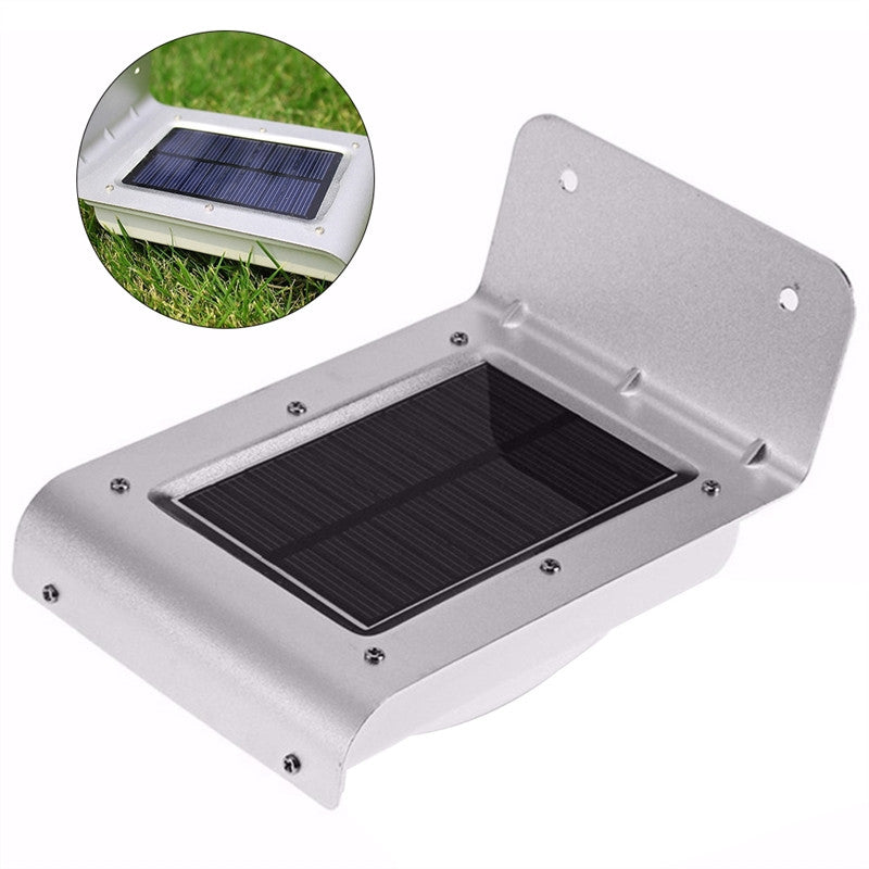 Solar motion sensor lights 16 led lamp outdoor wall light waterproof solar motion sensor lights 16 led lamp outdoor wall light waterproof wireless security light for garden patio deck yard home driveway stairs aloadofball Image collections