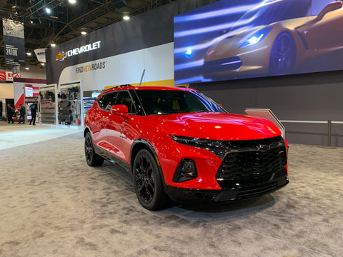Why the 2019 Chevy Blazer is a good thing.