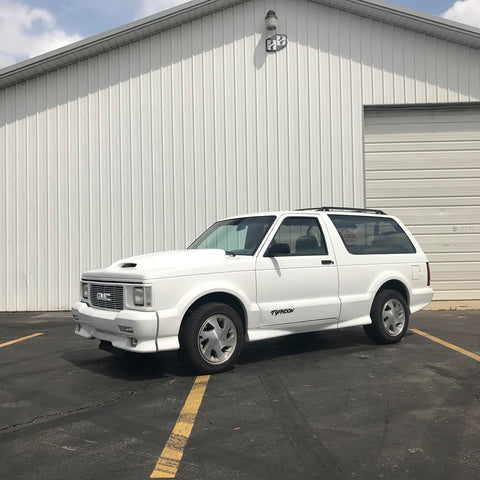 FOR SALE: 1992 GMC Typhoon - The Ultimate Factory Sleeper