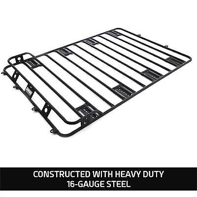 Smittybilt Defender Roof Rack - 45555