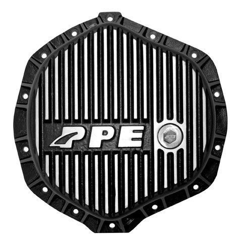 PPE Heavy Duty Brushed Differential Cover For 01-16 GM Duramax & Dodge Cummins