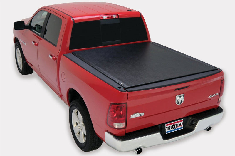 Truxedo Lo Pro QT Tonneau Cover for 2009-2014 Dodge Ram 1500 5.7' Bed Crew Cab