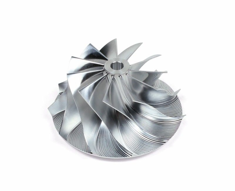 Wicked Wheel 2 Billet Turbo Compressor Wheel Chevy Duramax Diesel LB7 6.6L 01-04