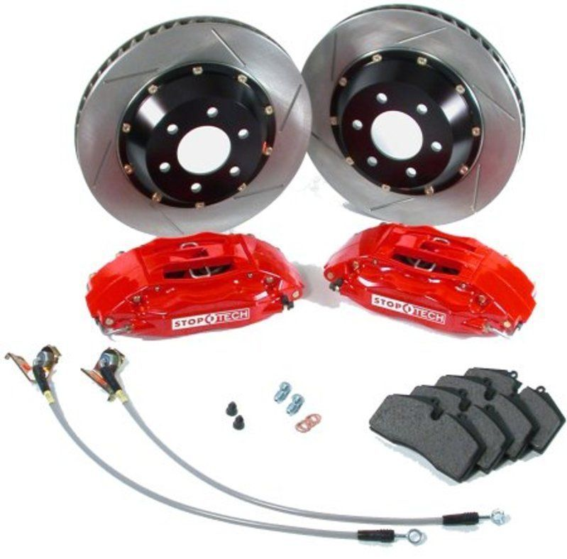 Stoptech 1990-1997 MAZDA MIATA MX5 Ultimate brake upgrades for track or street