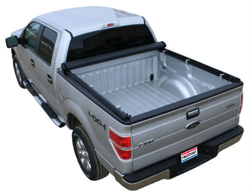 "Truxedo Truxport Soft Roll Up Tonneau Cover Fits 2015-2016 Ford F-150 5' 6"" Bed"