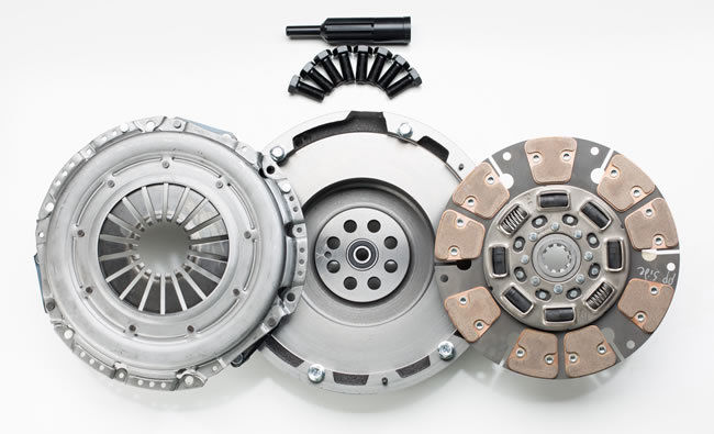 South Bend ORGANIC CLUTCH KIT FOR 01-05 GM 6.6L DURAMAX LB7/LLY 900 TQ rating