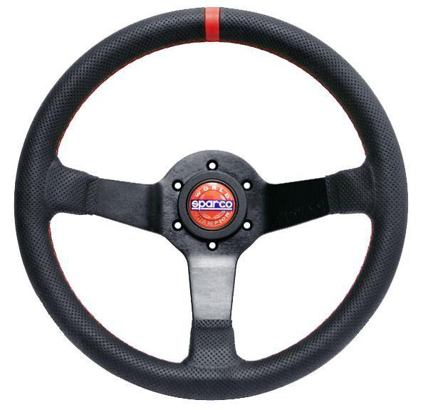 SPARCO STEERING WHEEL STREET CHAMPION 330MM/60MM