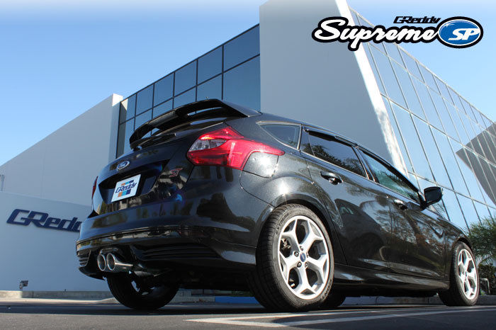 GReddy 13-17 Ford Focus ST Supreme SP Exhaust
