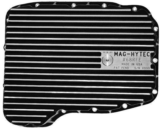 Mag Hytec Transmission Pan For 2007.5+ DODGE RAM 2500/3500 CUMMINS 6.7L
