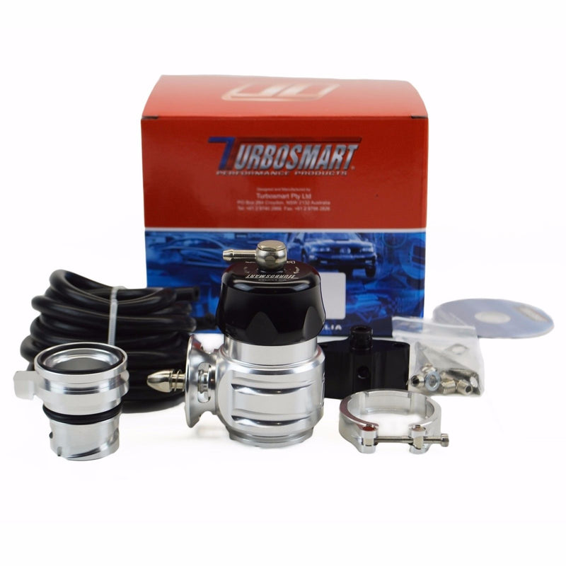 Turbosmart Smart Port Supersonic BOV - Ford F150 3.5 EcoBoost 2013 - 2016 Black