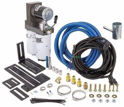 FASS Titanium Fuel Pump System Kit 290GPH for 98.5-04 Dodge Cummins