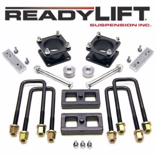 ReadyLift TUNDRA TRD/SR5/ROCK WARRIOR SST LIFT KIT: 2012-2016, 2WD & 4WD, 3.0""