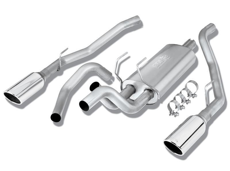 Borla 09-14 Dodge Ram 1500 5.7L V8 2/4WD Crew/Extended Cab SS Catback Exhaust