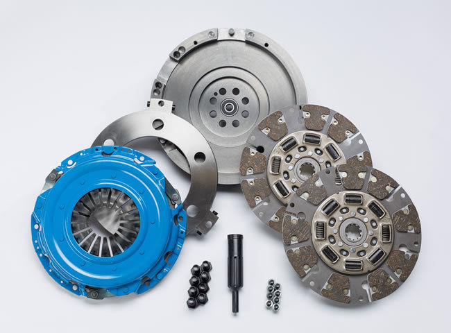 South Bend Clutch 650HP DUAL DISC CLUTCH FOR 04.5-05 Duramax LLY