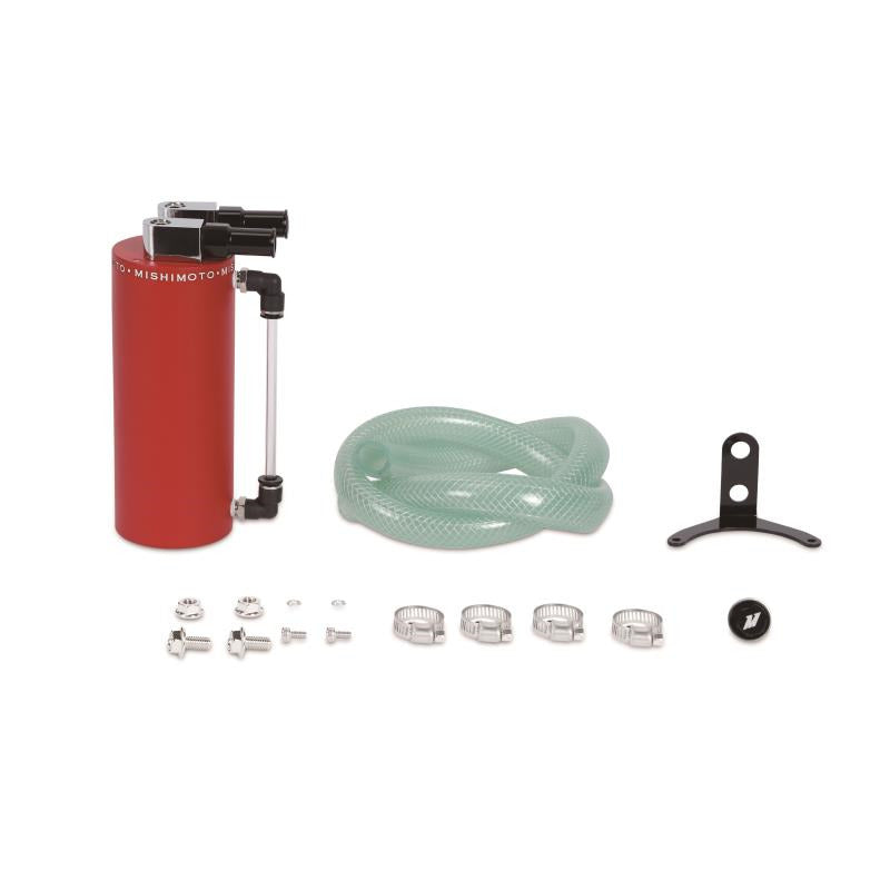 Mishimoto ALUMINUM OIL CATCH CAN - SMALL - RED MMOCC-SA