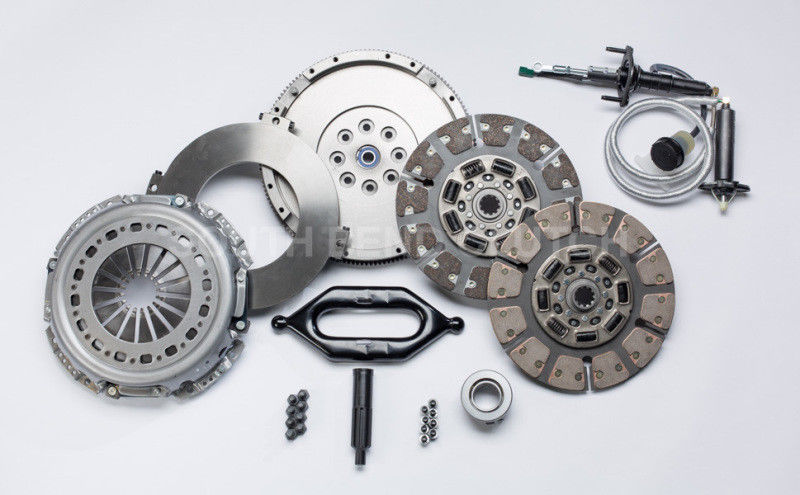 South Bend Clutch 05.5-13 5.9L 6.7L Cummins G56 Street Dual Disc Clutch Kit