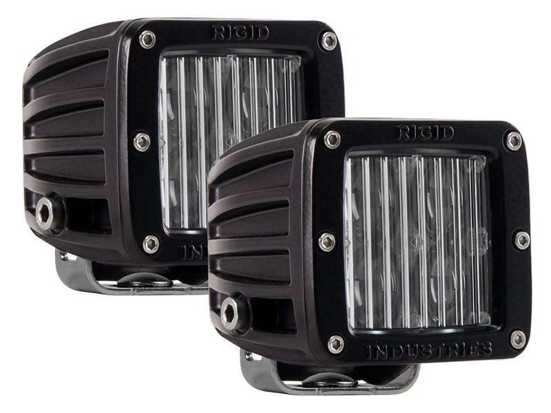 RIGID INDUSTRIES SAE Compliant Fog Light Set (D-Series) pair