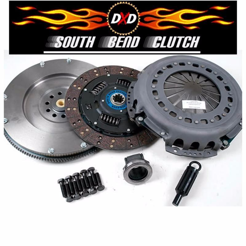 SOUTHBEND Clutch w/flywheel Dodge Diesel NV5600 6 speed 01-05 475hp
