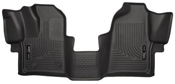 Husky Liners FRONT FLOOR LINERS 15-17 Ford Transit 150 250 350
