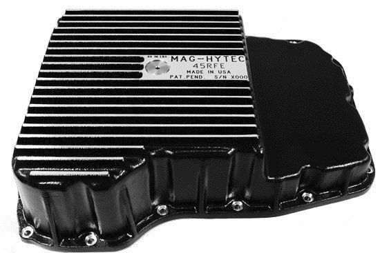Mag Hytec Transmission Pan 99-Up Dodge & Jeep Truck SUV w/ 45RFE 545RFE Tranny