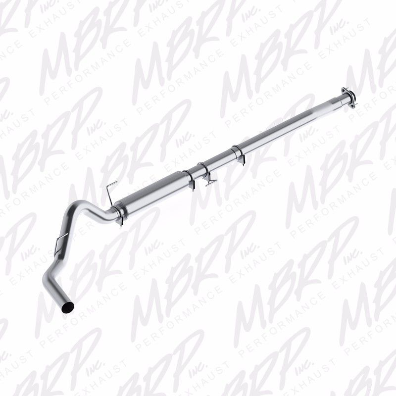 "MBRP 3"" Cat Back Exhaust 11-14 Ford F150 EcoBoost 3.5L V6 Turbo"