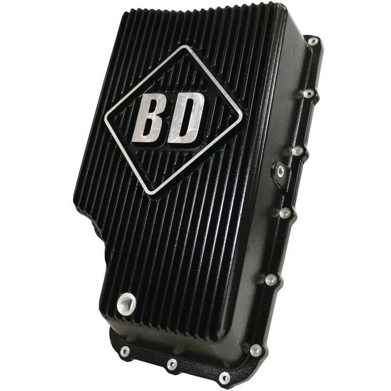 BD Diesel Deep Trans Pan 6.7 Ford Super Duty  2011-17 6r140