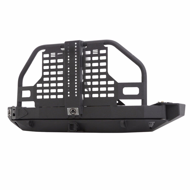 Smittybilt 76896 Atlas XRC Rear Bumper & Tire Carrier for 07-15 Jeep Wrangler JK