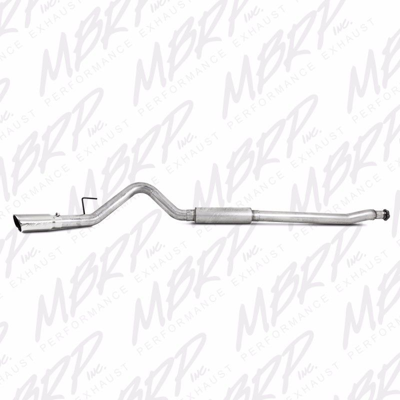 "MBRP 4"" Cat Back Exhaust 11-13 Ford F150 EcoBoost 3.5L V6 Turbo"