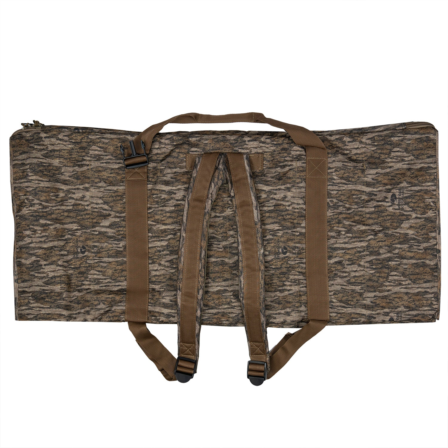Deluxe 12 Slot Duck Decoy Bag – Bottomland