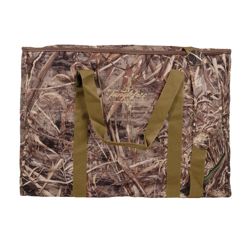 Deluxe 6 Slot Goose Decoy Bag