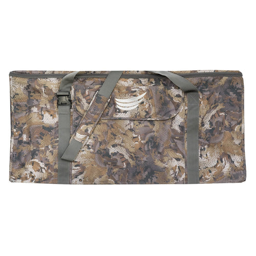 Flight Series 12 Slot Duck Decoy Bag - Optifade Timber