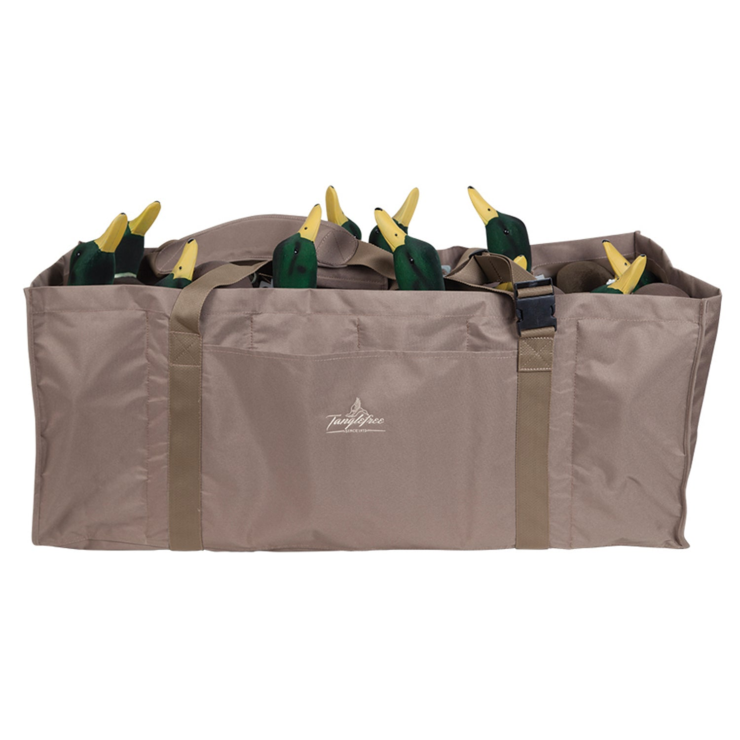 12 Slot Decoy Bag - Dirt