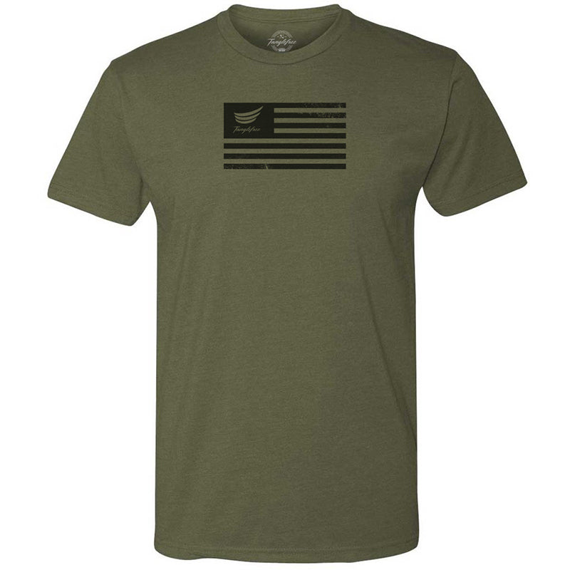 Military Green Pride T